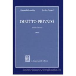 DIRITTO PRIVATO SETTIMA EDIZIONE SETTIMA EDIZIONE