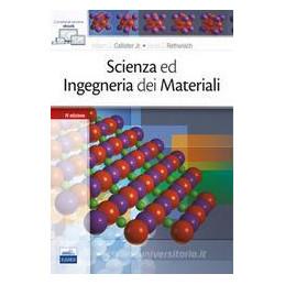SCIENZA ED INGEGNIERIA DEI MATERIALI