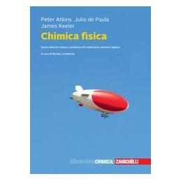 CHIMICA FISICA. CON E BOOK