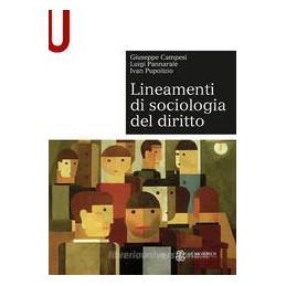 LINEAMENTI SOCIOLOGIA