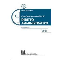 COORDINATE AMMINISTRATIVO 2021