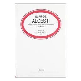 ALCESTI (VITALI) X LIC. CL.