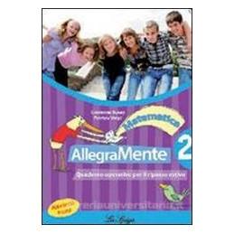 ALLEGRAMENTE MATEMATICA 2