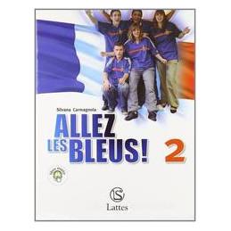 ALLEZ, LES BLEUS! VOL. 2 CON CD AUDIO VOL. 2