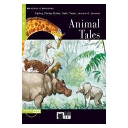 ANIMAL TALES (BUTLER) + CD