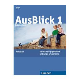 AUSBLICK 1 KURSBUCH  Vol. U