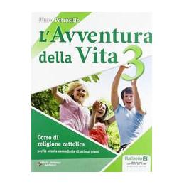 AVVENTURA DELLA VITA 3 (L`) VOLUME 3 VOL. 3