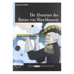 BARONE MUCHHAUSEN + CD