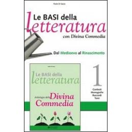 BASI DELLA LETTERATURA (LE)   VOL. 2 DAL SEICENTO ALL`ETA` ROMANTICA VOL. 2