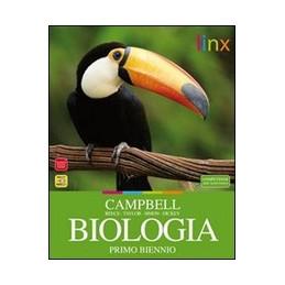 BIOLOGIA + ACTIVE BOOK PER IL PRIMO BIENNIO VOL. U
