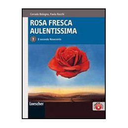 ROSA FRESCA AULENTISSIMA 7 IL SECONDO NOVECENTO VOL. 7