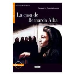 CASA DE BERNARDA ALBA (CARPANI) + CD