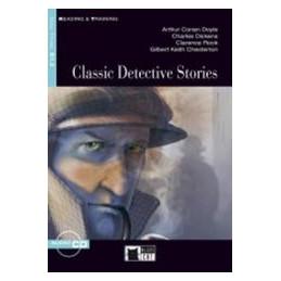 CLASSIC DETECTIVE STORIES + CD