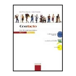 CONTACTO!   NIVEL 1 CON CD AUDIO MODULOS A/D CURSO DE ESPANOL PARA ITALIANOS VOL. 1