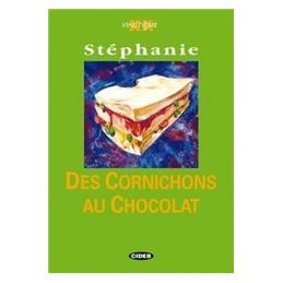 CORNICHONS AU CHOCOLAT (BONATO) + CD