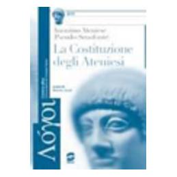 COSTITUZIONE DEGLI ATENESI (LA)  Vol. U