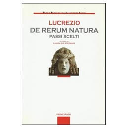 DE RERUM NATURA, PASSI SCELTI (DESTEFANI)