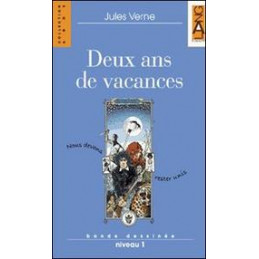 DEUX ANS DE VACANCES + CD