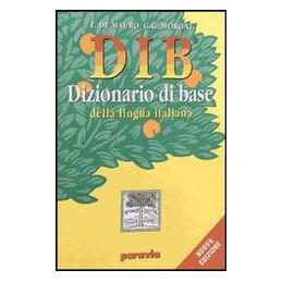 DIB DIZ. DI BASE DELLA LINGUA ITALIANA