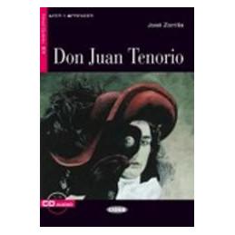DON JUAN TENORIO (MENDOZA) + CD