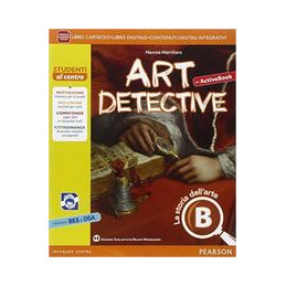ART DETECTIVE ED. LIGHT VOL+ARTE+PAG+AB