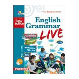 ENGLISH GRAMMAR LIVE NEW EDITION + CD ROM Vol. U