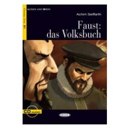 FAUST DAS VOLKSBUCH + CD