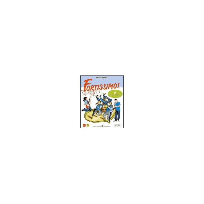 FORTISSIMO! VOL. A+VOL. B+CD AUDIO+ACTIVE BOOK  VOL. U
