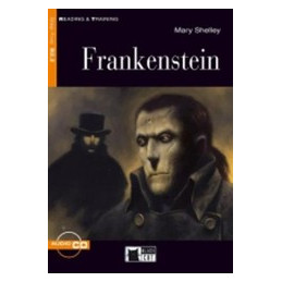 FRANKENSTEIN + CD BOOK + CD Vol. U