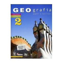 GEOGRAFIA 2   LIBRO MISTO  VOL. 2