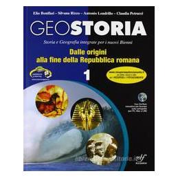 GEOSTORIA VERSIONE MISTA VOLUME 1 Vol. 1