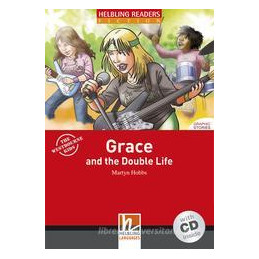 GRACE AND THE DOUBLE LIFE (HRF) + CD