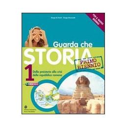 GUARDA CHE STORIA PRIMO BIENNIO EDIZIONE BLU 2 DALL`IMPERO DI ROMA ALL`EUROPA CAROLINGIA Vol. 2