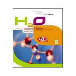 H2O CORSO DI CHIMICA  Vol. U