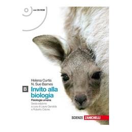 INVITO ALLA BIOLOGIA 6ED. B (LIBRO+ONLINE) FISIOLOGIA UMANA Vol. U