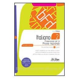 ITALIANO PROVE NAZIONALI 2∞ ANNO  Vol. U