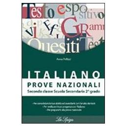 ITALIANO PROVE NAZIONALI SUP.