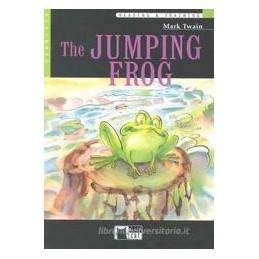 JUMPING FROG (CLEMEN) + CD