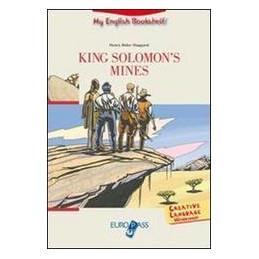 KING SOLOMON`S MINES + CD