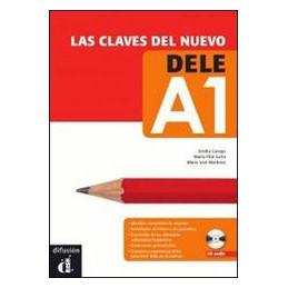 LAS CLAVES DELE A1 ALUMNO + CD