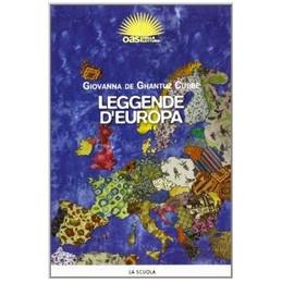 LEGGENDE D`EUROPA  Vol. U