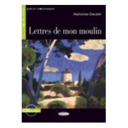 LETTRES DE MON MOULIN + CD