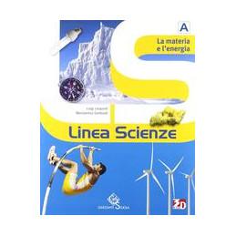 LINEA SCIENZE A+B+C+D + SCIENZE BLOCK Vol. U