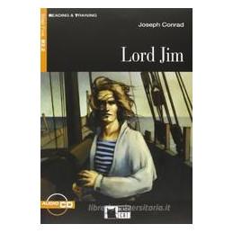 LORD JIM + CD
