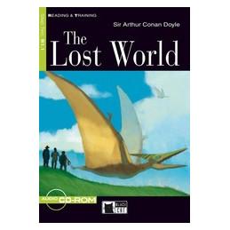 LOST WORLD (JAMES) + CD