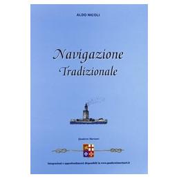 NAVIGAZIONE   TRADIZIONALE  Vol. U