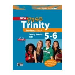 NEW PASS TRINITY 5   6 AND ISE I CEFR B1 Vol. U