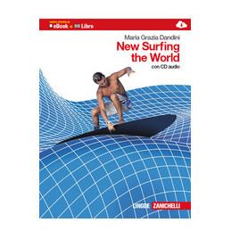 NEW SURFING THE WORLD 2ED. + CD AUDIO       (LM LIBRO MISTO)  Vol. U