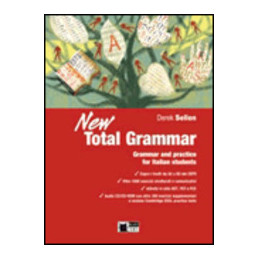 NEW TOTAL GRAMMAR BOOK + AUDIO CD/CD ROM Vol. U