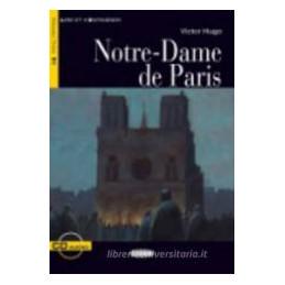 NOTRE DAME DE PARIS + CD  VOL. U